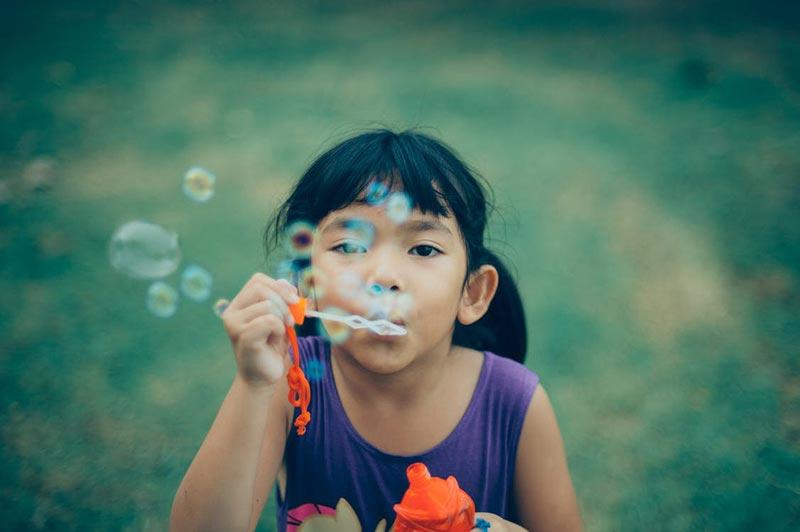 Czego uczy nas dziecko