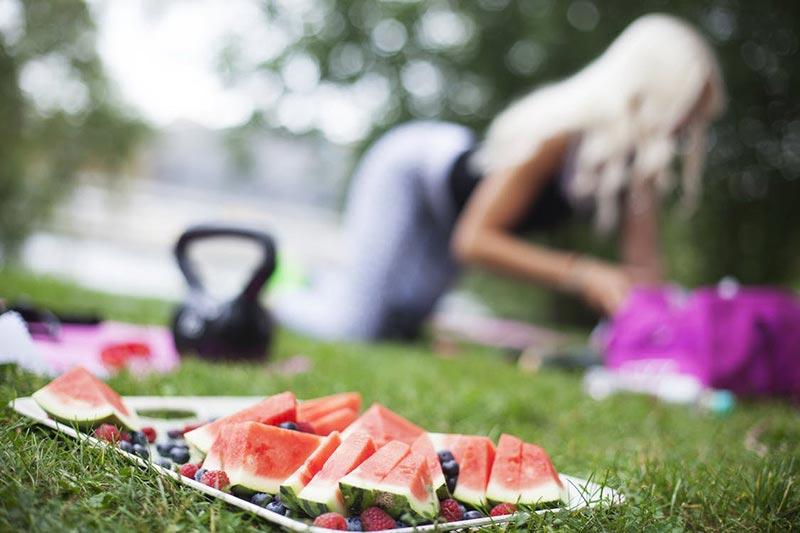 organizacja pikniku z dziecmi